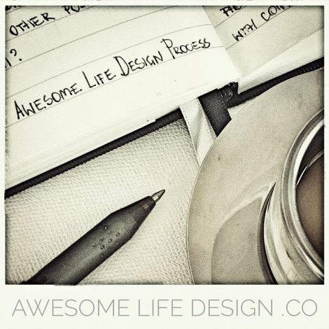 The design diary.